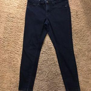 Universal Threads Dark Denim Jeans